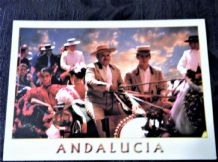 GLOSS POSTCARD ANDALUCIA UNPOSTED EDICIONES 1132 HANS LOHR PHOTO